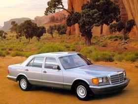 Ver foto 2 de Mercedes S-Klasse 300SD Turbodiesel Sedan W126 1981