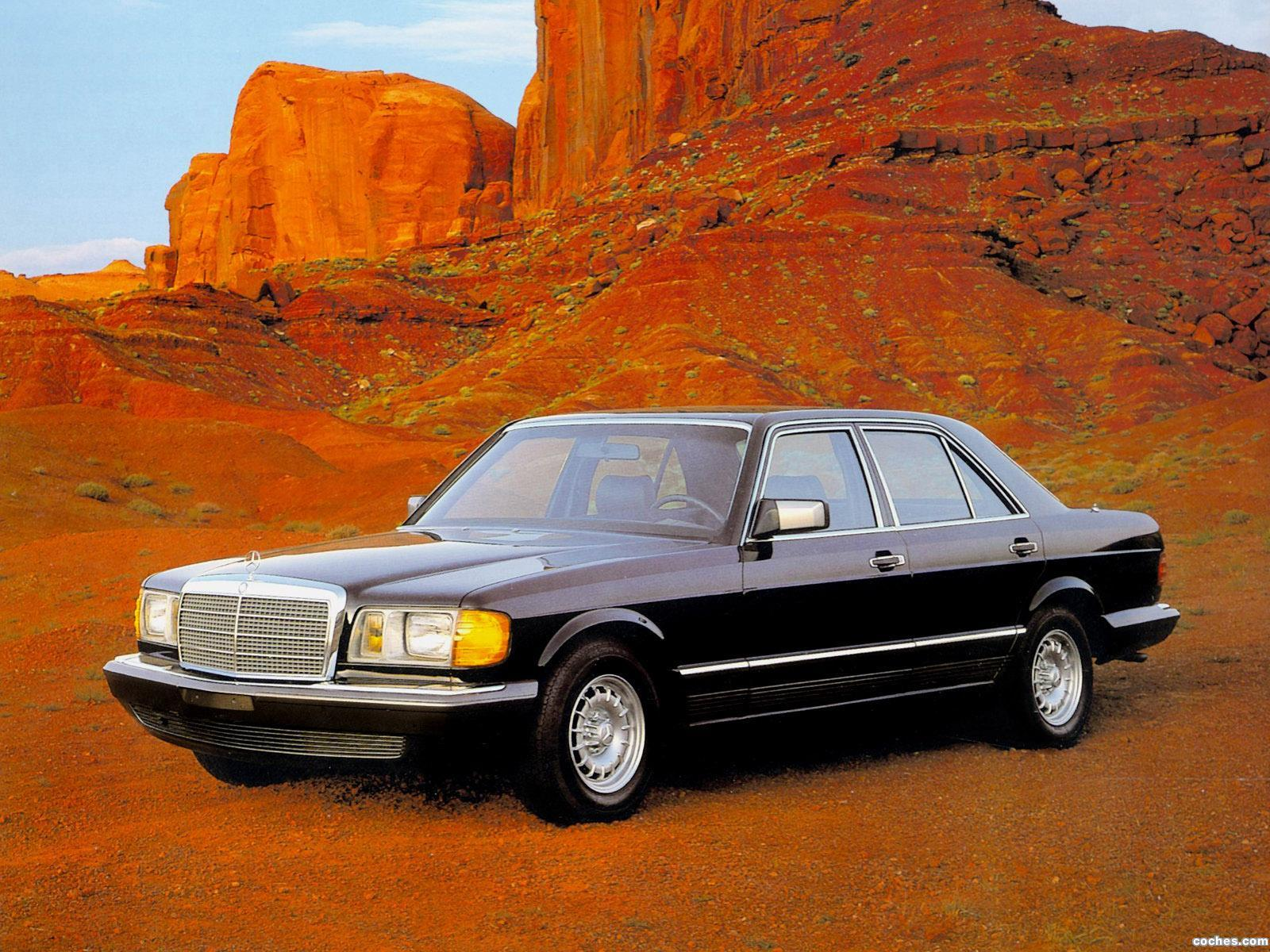 Foto 0 de Mercedes S-Klasse 300SD Turbodiesel Sedan W126 1981