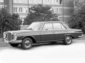 Fotos de Mercedes Clase S 300SE W108 1966