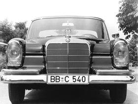 Ver foto 2 de Mercedes S-Klasse 300SE W112 1961