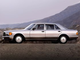 Ver foto 5 de Mercedes Clase S 500SEL W126 1985
