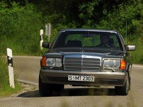 Ver foto 3 de Mercedes Clase S 500SEL W126 1985