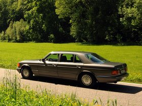 Ver foto 2 de Mercedes Clase S 500SEL W126 1985