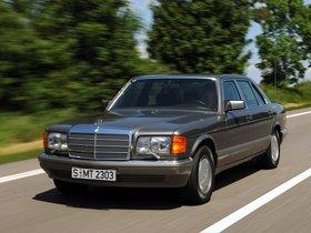 Fotos de Mercedes Clase S 500SEL W126 1985