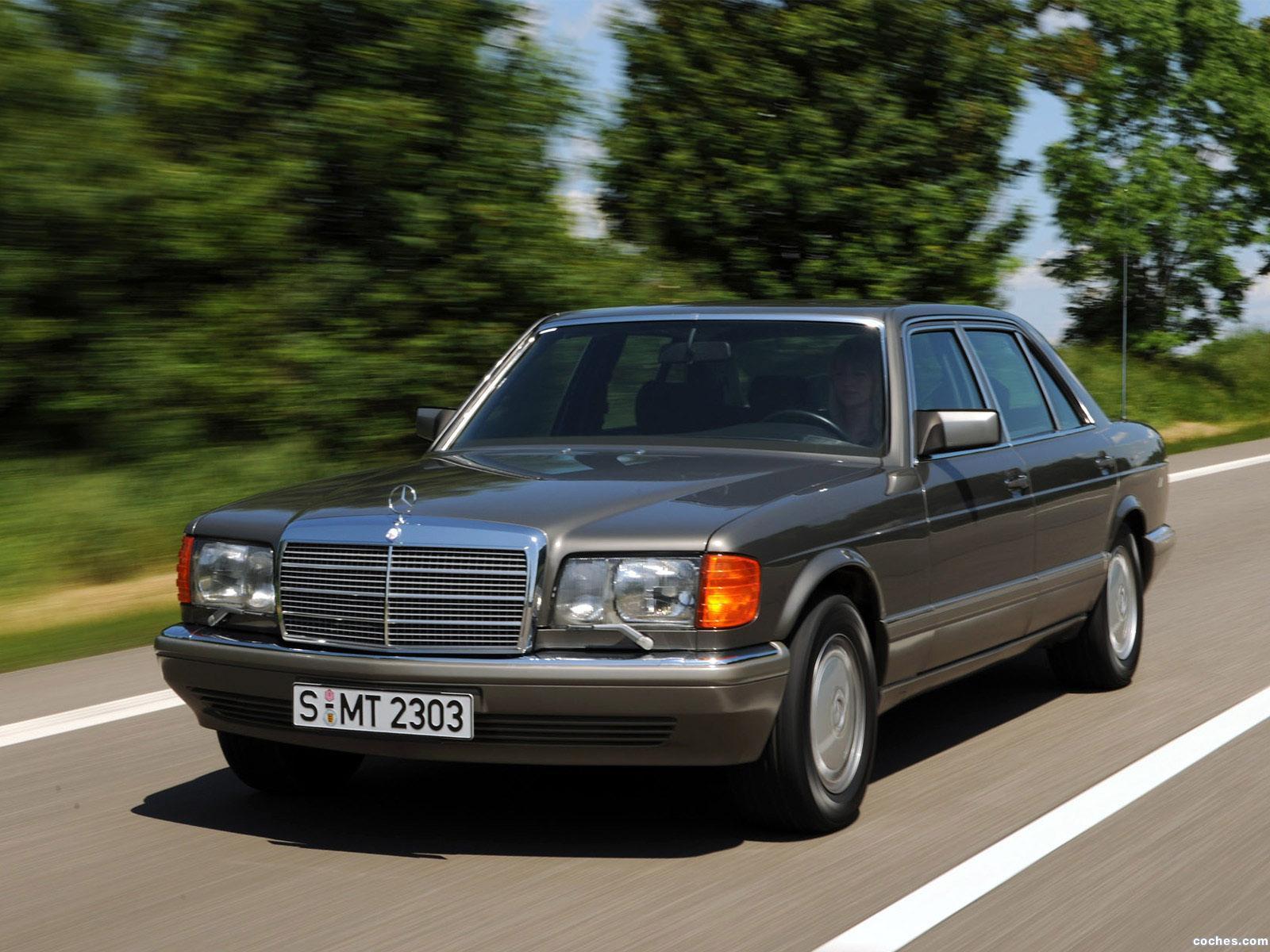 Foto 0 de Mercedes Clase S 500SEL W126 1985