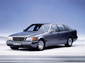 Ver foto 4 de Mercedes S-Klasse 500SEL W140 1991
