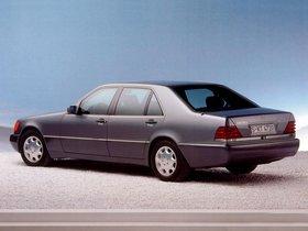 Ver foto 3 de Mercedes S-Klasse 500SEL W140 1991
