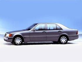 Ver foto 2 de Mercedes S-Klasse 500SEL W140 1991
