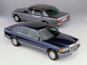 Ver foto 7 de Mercedes Clase S 560SEL W126 1985
