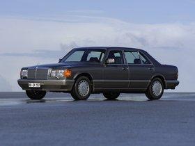 Fotos de Mercedes Clase S 560SEL W126 1985