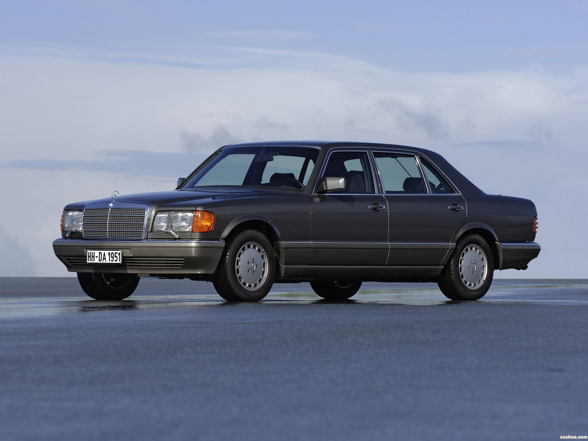 Foto 0 de Mercedes Clase S 560SEL W126 1985