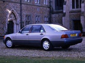 Ver foto 5 de Mercedes Clase S 600SEL UK W140 1991