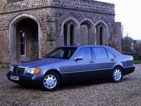 Ver foto 4 de Mercedes Clase S 600SEL UK W140 1991