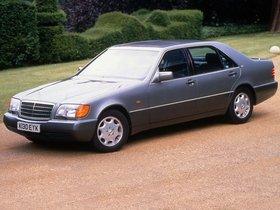 Ver foto 2 de Mercedes Clase S 600SEL UK W140 1991