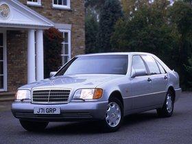 Fotos de Mercedes Clase S 600SEL UK W140 1991