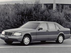 Ver foto 5 de Mercedes Clase S 600SEL W140 1991