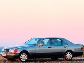 Ver foto 4 de Mercedes Clase S 600SEL W140 1991