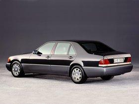 Ver foto 2 de Mercedes Clase S 600SEL W140 1991