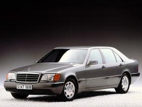 Ver foto 1 de Mercedes Clase S 600SEL W140 1991