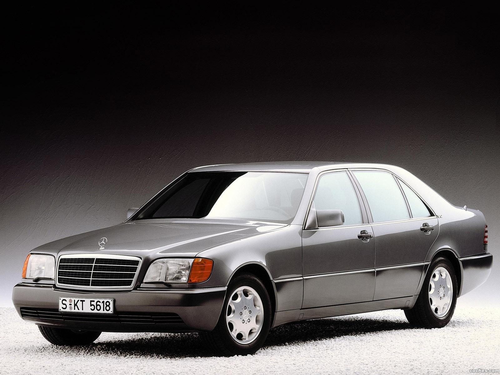 Foto 0 de Mercedes Clase S 600SEL W140 1991