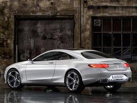 Ver foto 24 de Mercedes Clase S Coupe Concept 2013