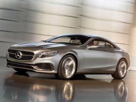 Ver foto 23 de Mercedes Clase S Coupe Concept 2013