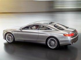 Ver foto 22 de Mercedes Clase S Coupe Concept 2013