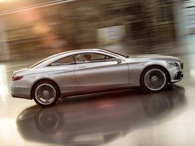 Ver foto 21 de Mercedes Clase S Coupe Concept 2013