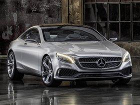 Ver foto 20 de Mercedes Clase S Coupe Concept 2013