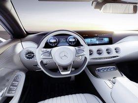 Ver foto 19 de Mercedes Clase S Coupe Concept 2013