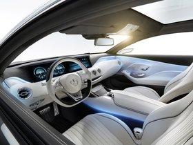 Ver foto 16 de Mercedes Clase S Coupe Concept 2013