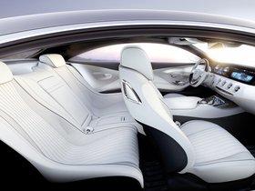 Ver foto 13 de Mercedes Clase S Coupe Concept 2013