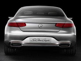 Ver foto 12 de Mercedes Clase S Coupe Concept 2013