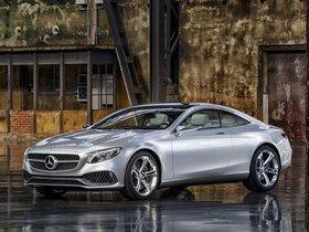 Ver foto 10 de Mercedes Clase S Coupe Concept 2013