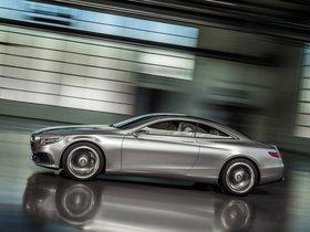 Ver foto 9 de Mercedes Clase S Coupe Concept 2013
