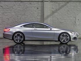 Ver foto 8 de Mercedes Clase S Coupe Concept 2013