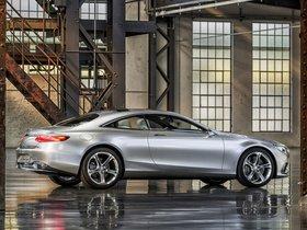 Ver foto 5 de Mercedes Clase S Coupe Concept 2013