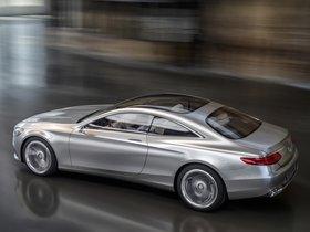 Ver foto 3 de Mercedes Clase S Coupe Concept 2013