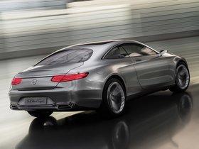 Ver foto 2 de Mercedes Clase S Coupe Concept 2013
