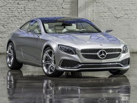 Ver foto 1 de Mercedes Clase S Coupe Concept 2013