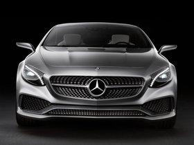 Ver foto 30 de Mercedes Clase S Coupe Concept 2013