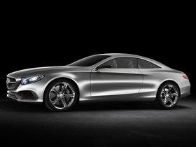 Ver foto 27 de Mercedes Clase S Coupe Concept 2013