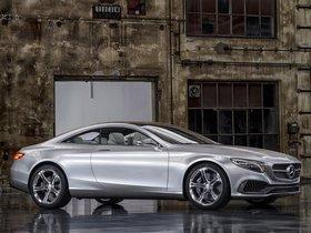 Ver foto 26 de Mercedes Clase S Coupe Concept 2013
