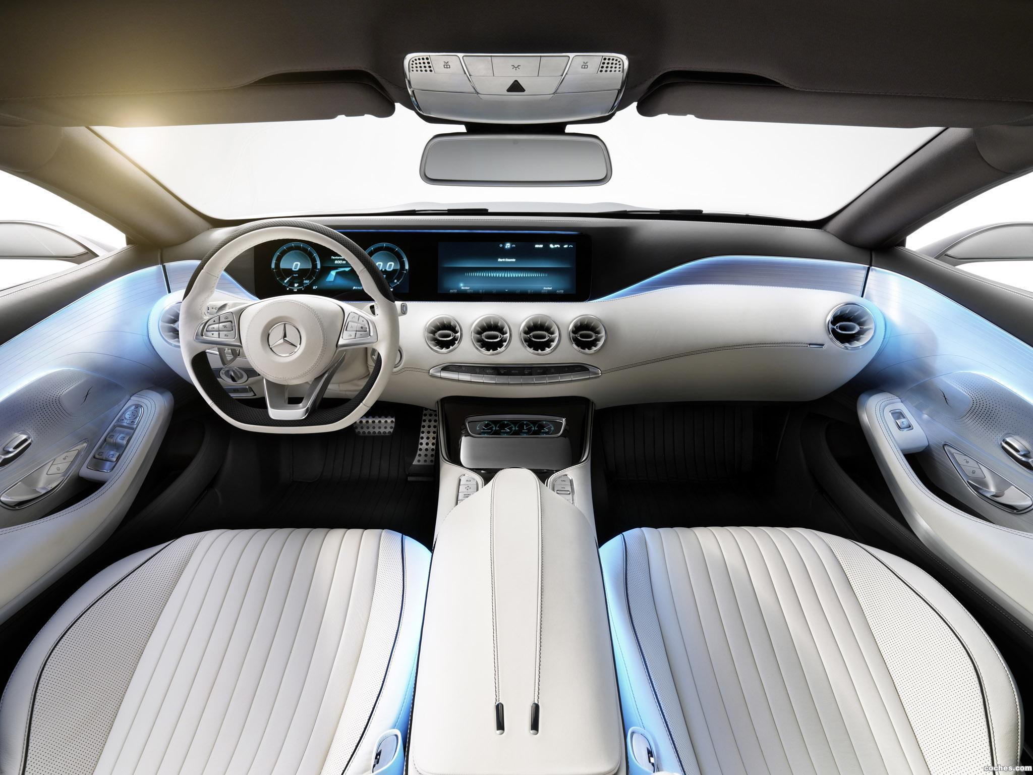 Foto 32 de Mercedes Clase S Coupe Concept 2013