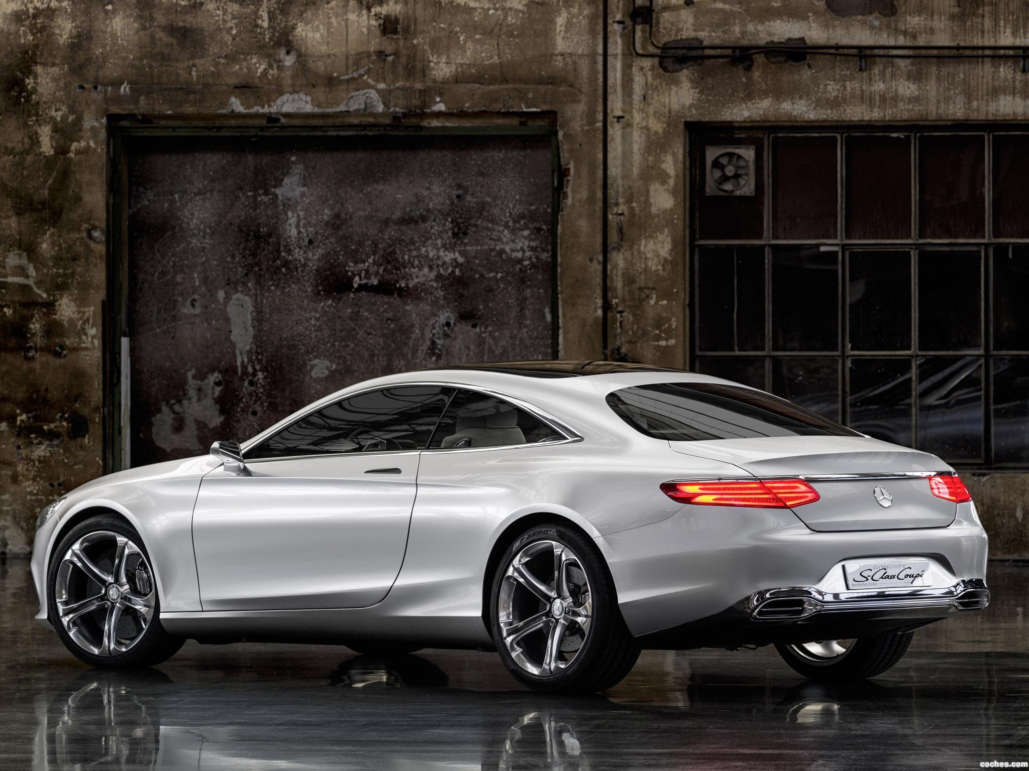 Foto 23 de Mercedes Clase S Coupe Concept 2013