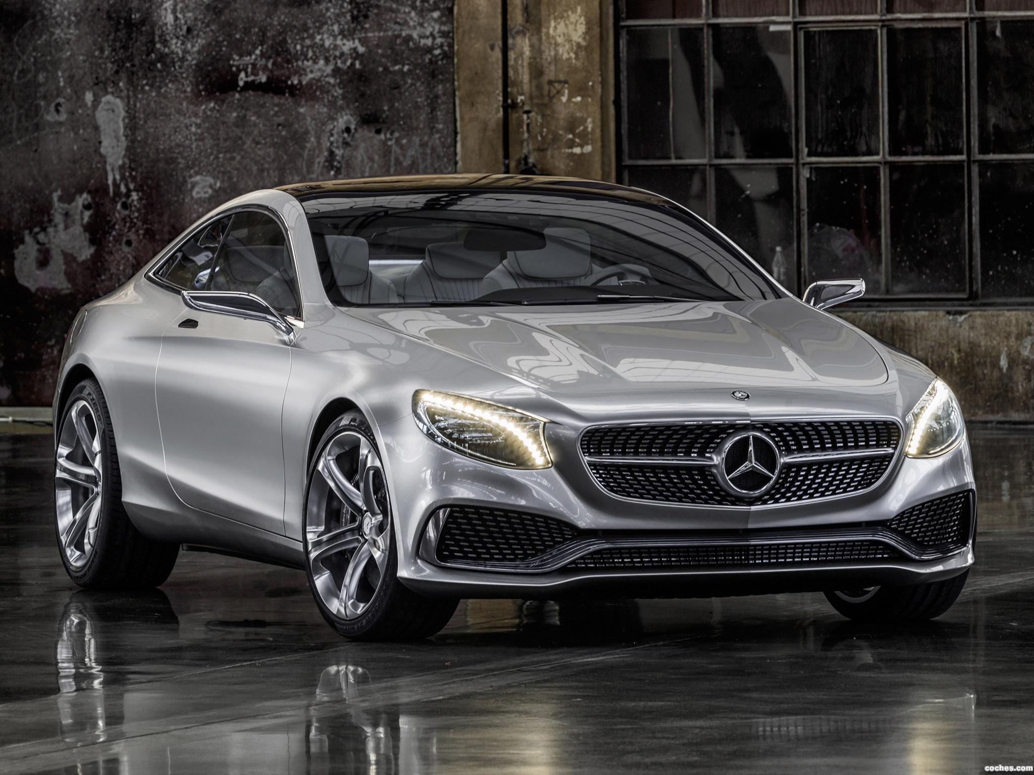 Foto 19 de Mercedes Clase S Coupe Concept 2013