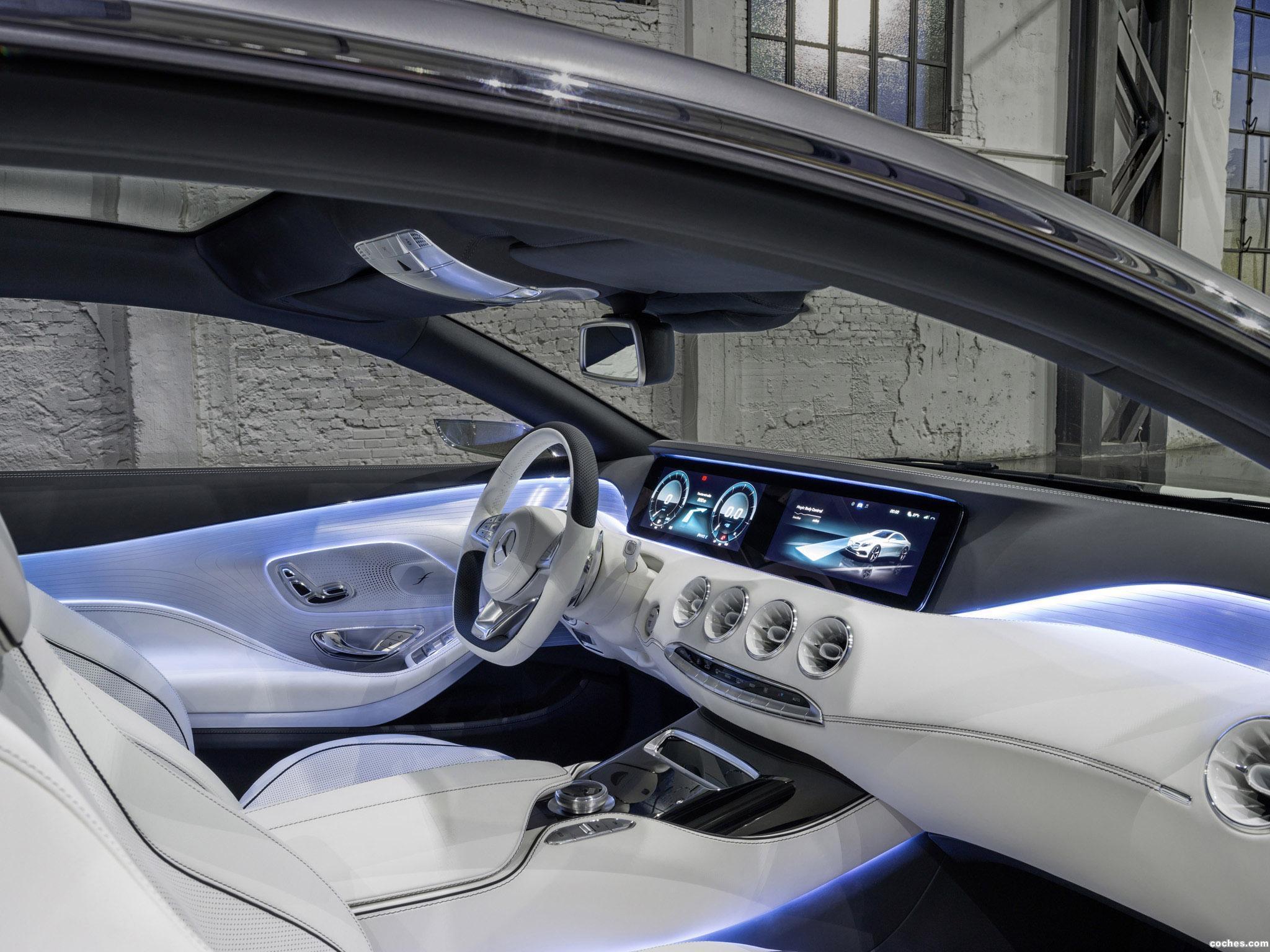Foto 16 de Mercedes Clase S Coupe Concept 2013