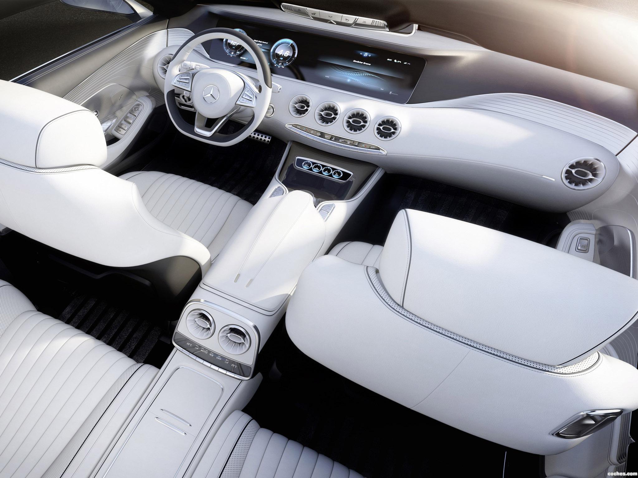 Foto 14 de Mercedes Clase S Coupe Concept 2013