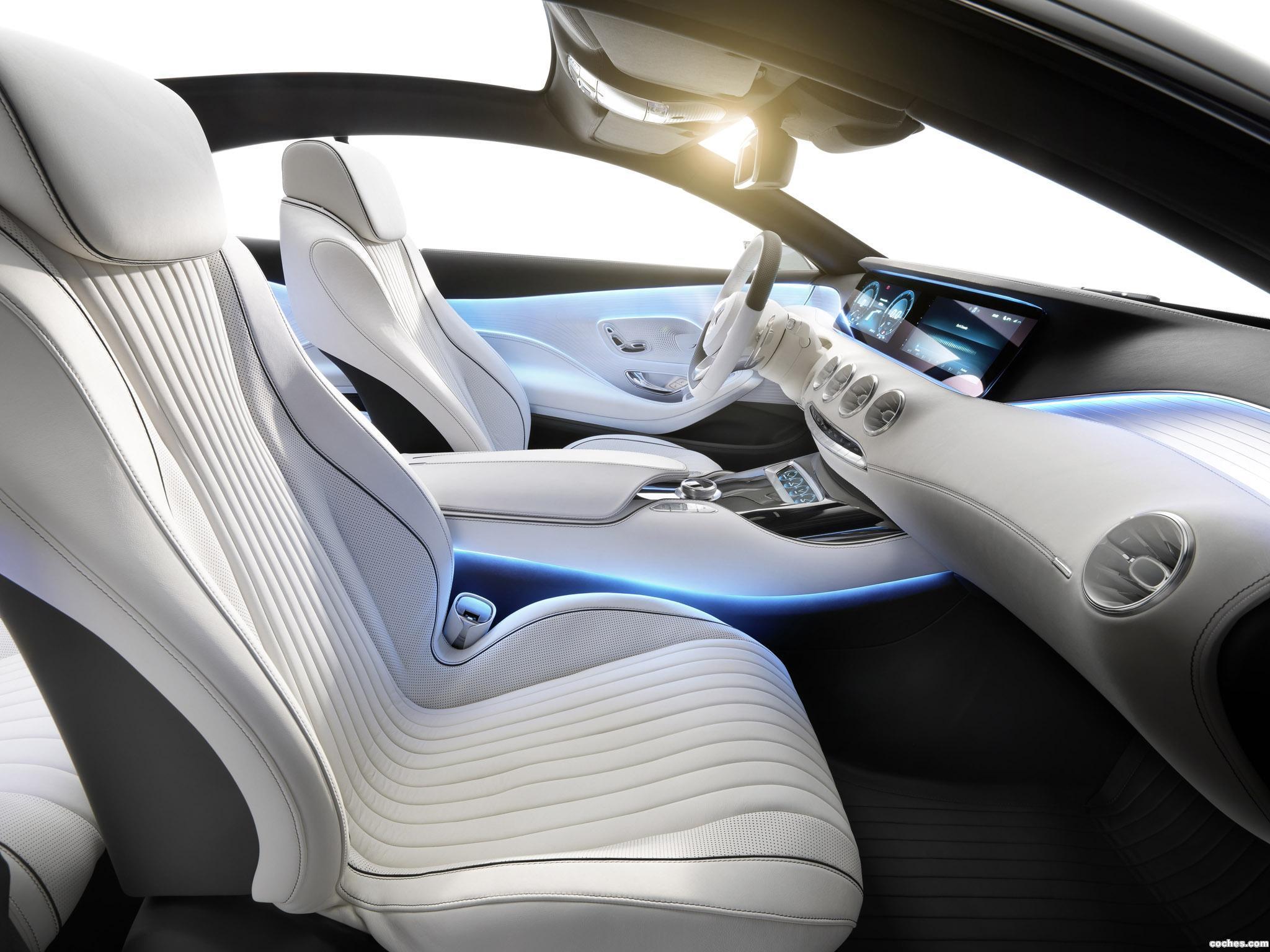 Foto 31 de Mercedes Clase S Coupe Concept 2013