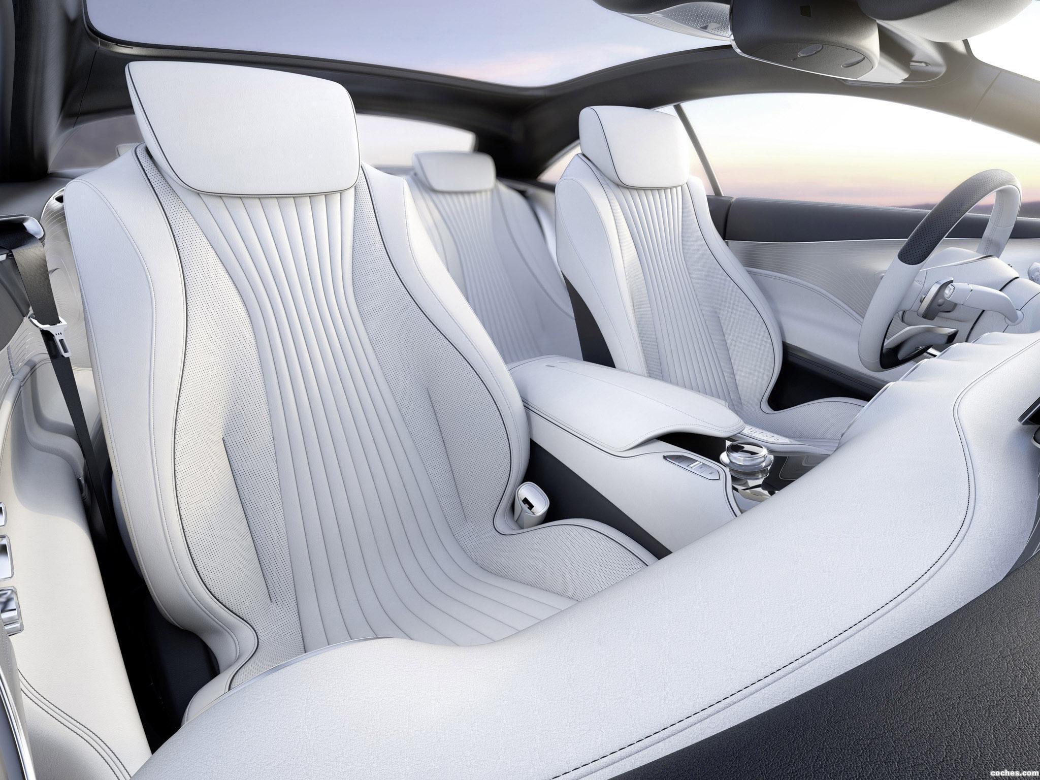 Foto 13 de Mercedes Clase S Coupe Concept 2013